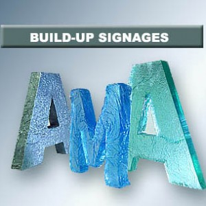 Build Up Letters